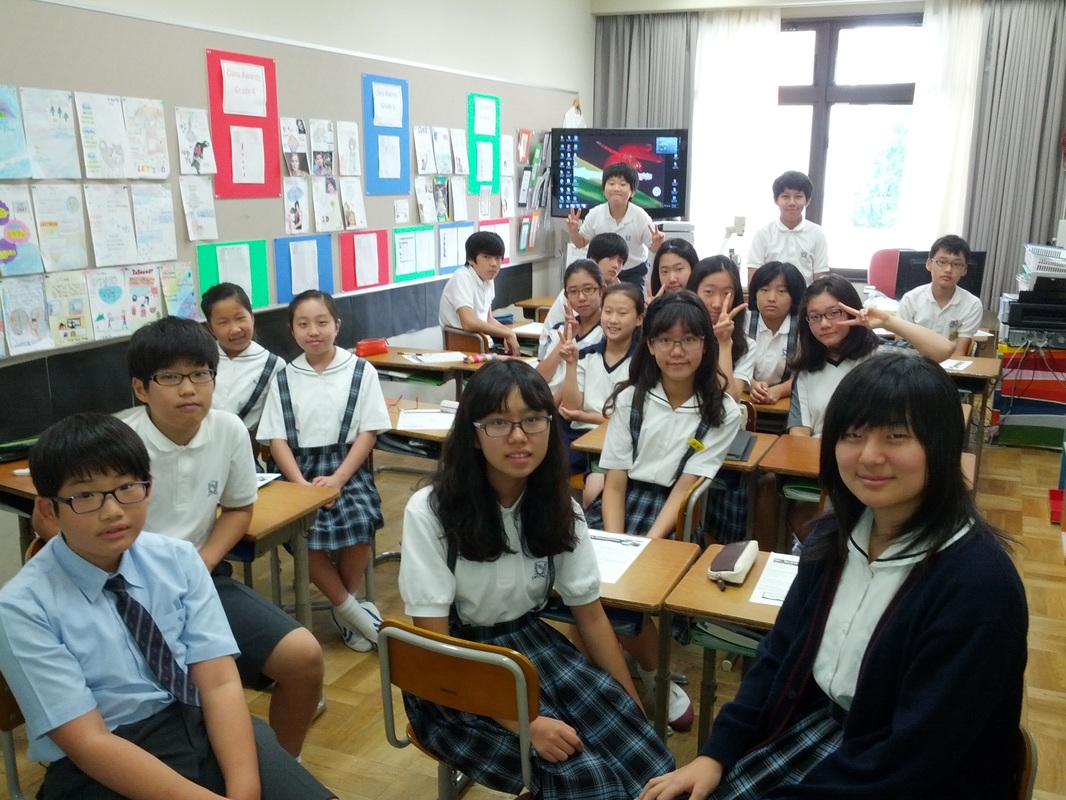 Grade 6 Language and Math - Tokyo Korean School